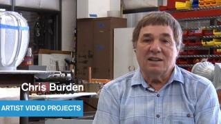 Chris Burden :: The TV Commercials