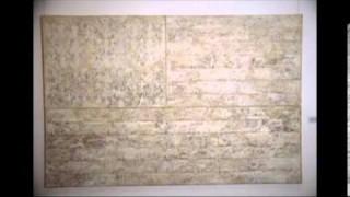 Jasper Johns :: Flag