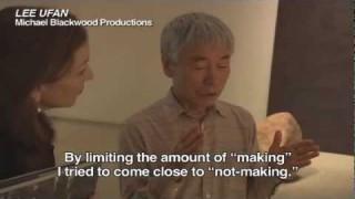 Lee Ufan :: Marking Infinity Excerpt