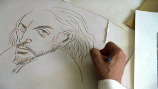 Milton Glaser :: Drawing