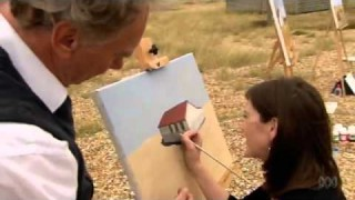 Forger Shows How To Paint Like Edward Hopper